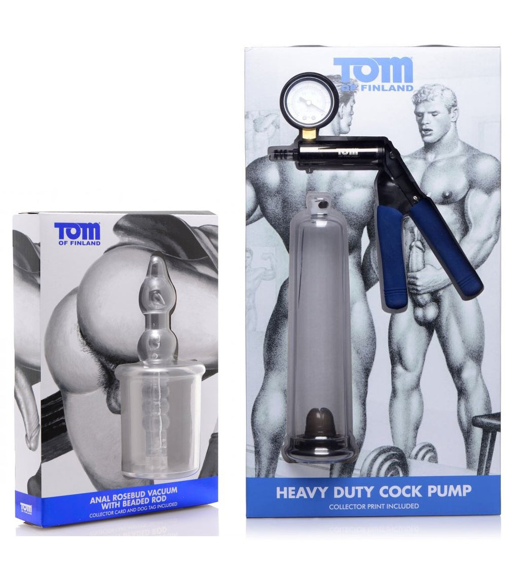Anal Pump Pics tom of finland tom of finland heavy duty cock pump