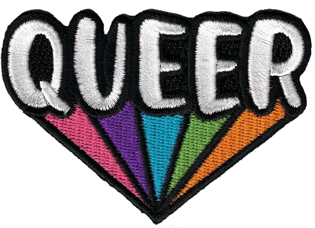 Gaypin' Queer Patch