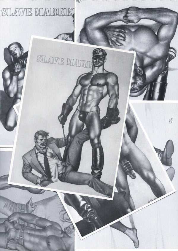Vintage Tom of Finland Mini-Prints