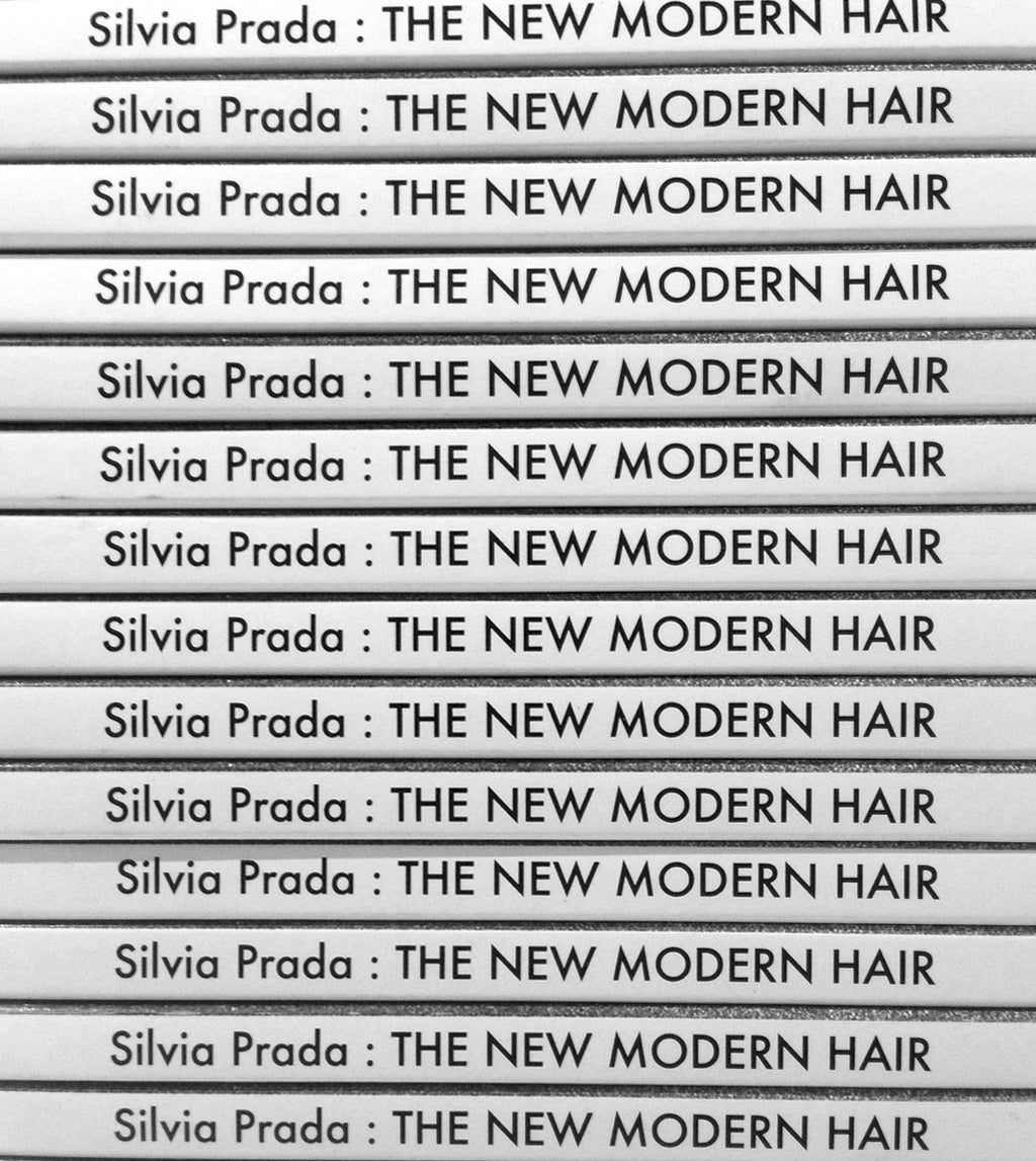 Silvia Prada: The New Modern Hair Exhibition Catalogue