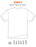 SINGLE PIERCING T-SHIRT BY WHOLE (WHITE)