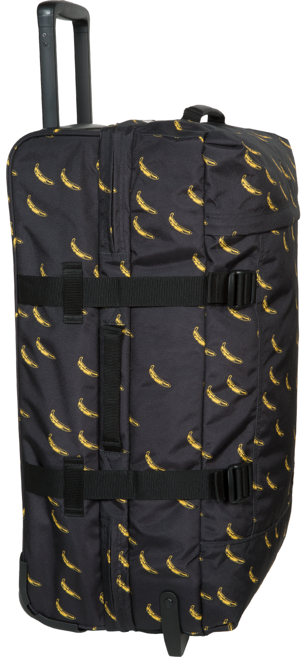 Banana Suitcase by Andy Warhol x Eastpak