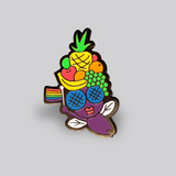 Fruit Fly Pin by Gaypin'