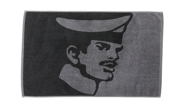 Tom of Finland x Finlayson Seaman Hand Towel in Black