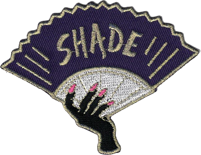 Gaypin' Shade Patch