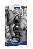 Tom of Finland Weighted Silicone Anal Plug