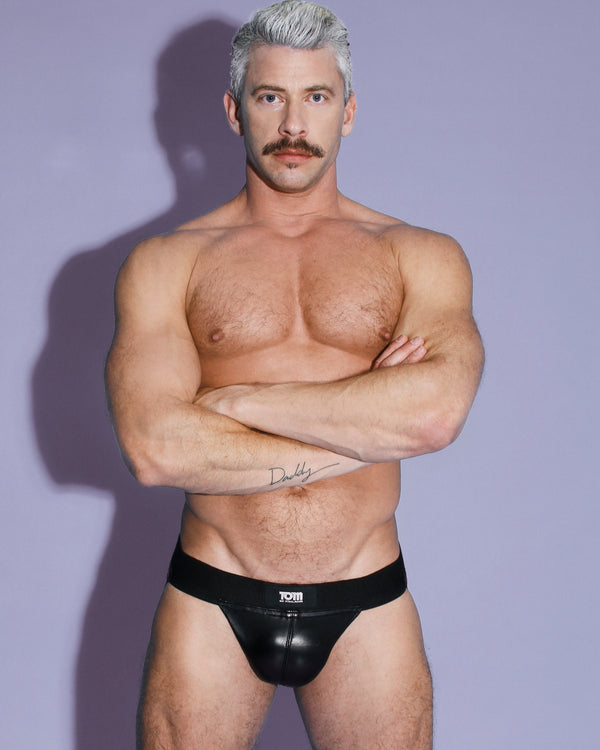 Tom's Leather Jockstrap