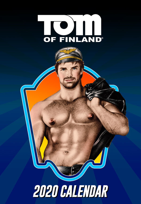 Tom of Finland 2020 Wall Calendar by Kweer Cards