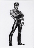 TOM's Man - Tom of Finland Postcard