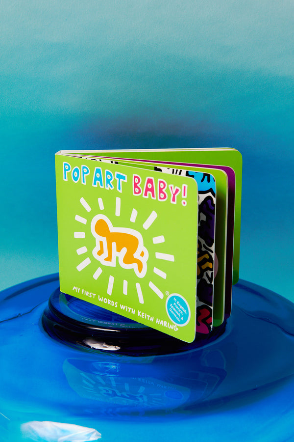 POP ART BABY: MY FIRST WORDS WITH KEITH HARING