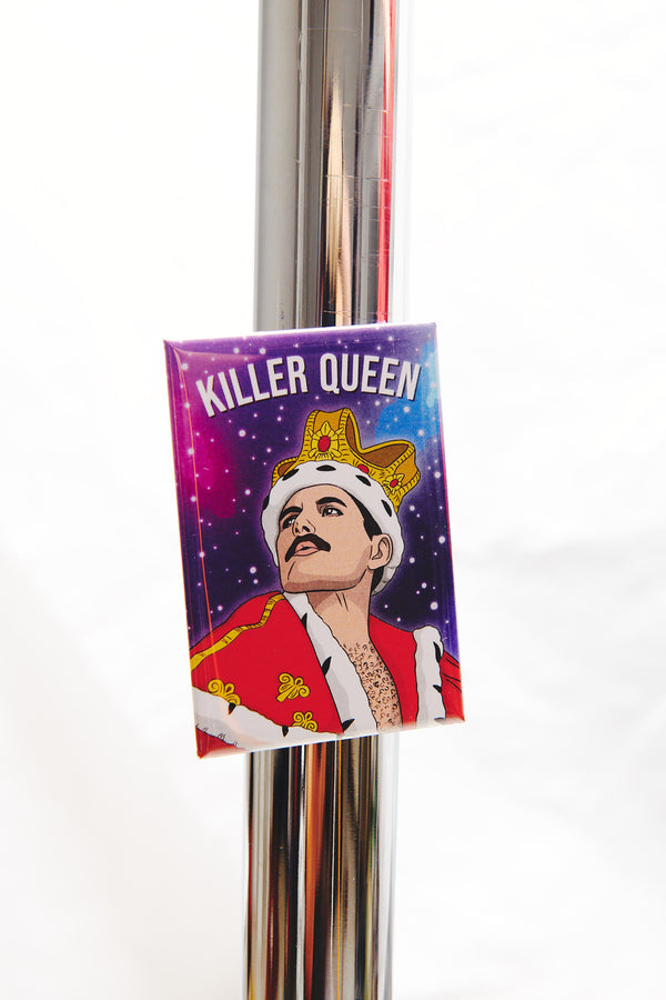 Killer Queen Magnet