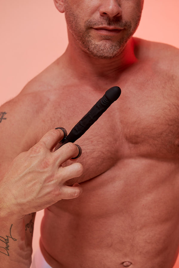 Jizz Shooter Silicone Dildo Lube Launcher