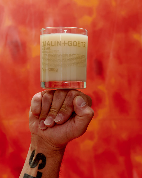Malin+Goetz Vetivier Candle 9 oz / 260 g