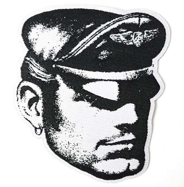 "Tom of Finland ""Biker Head"" Patch"