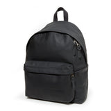 Black Leather Backpack
