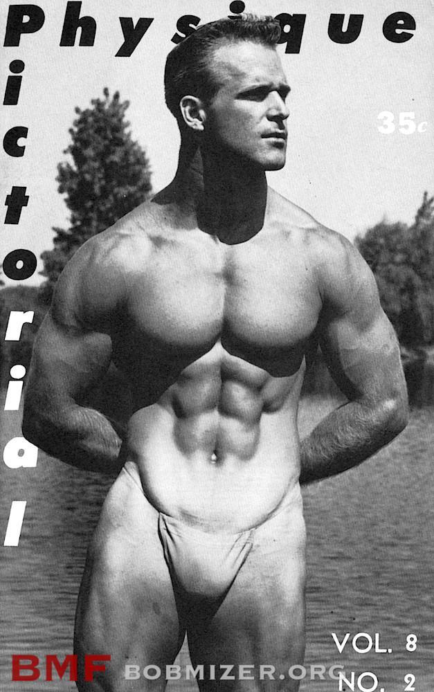 Vintage Physique Pictorial - Volume 8 Issue 2