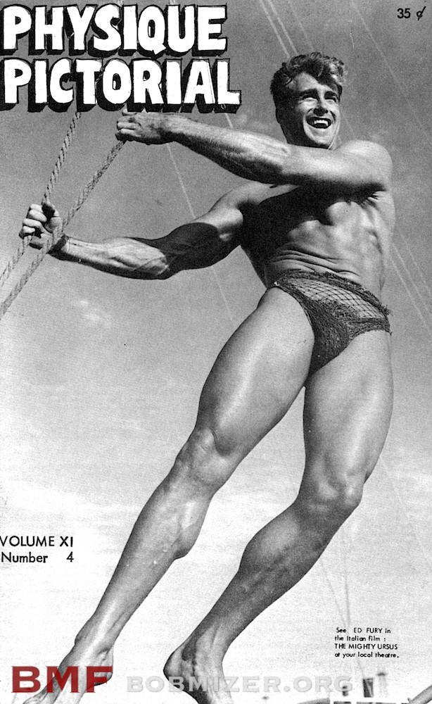 Vintage Physique Pictorial - Volume 11 Issue 4