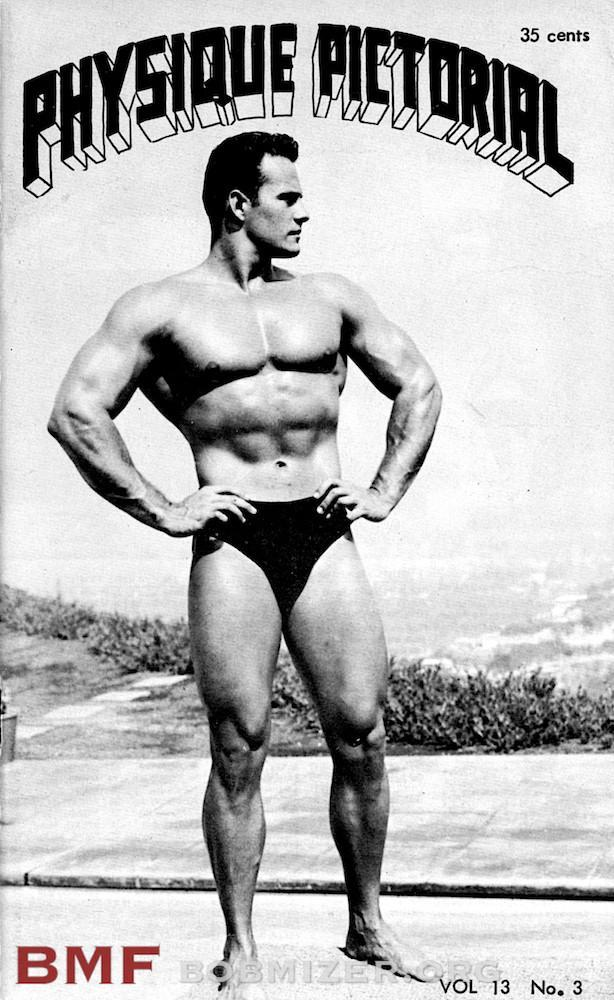 Vintage Physique Pictorial - Volume 13 Issue 3