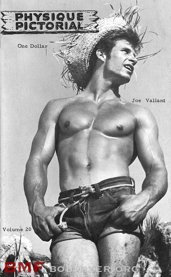 Vintage Physique Pictorial - Volume 20 Issue 1