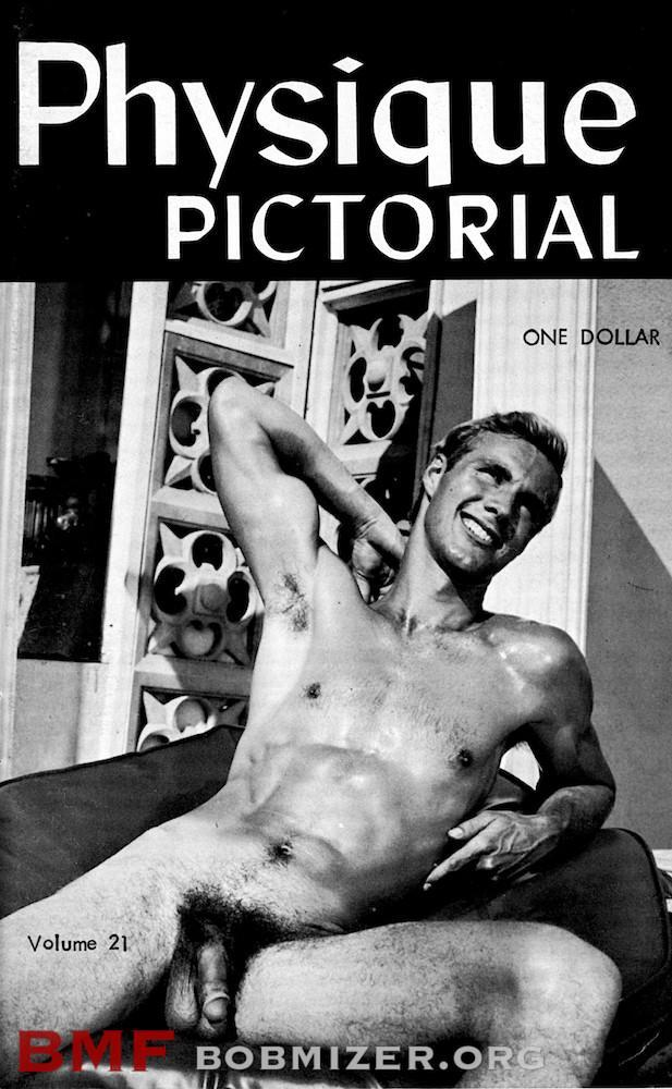 Vintage Physique Pictorial - Volume 21 Issue 1