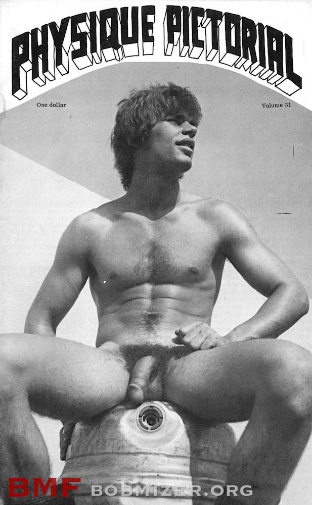 Vintage Physique Pictorial - Volume 31 Issue 1