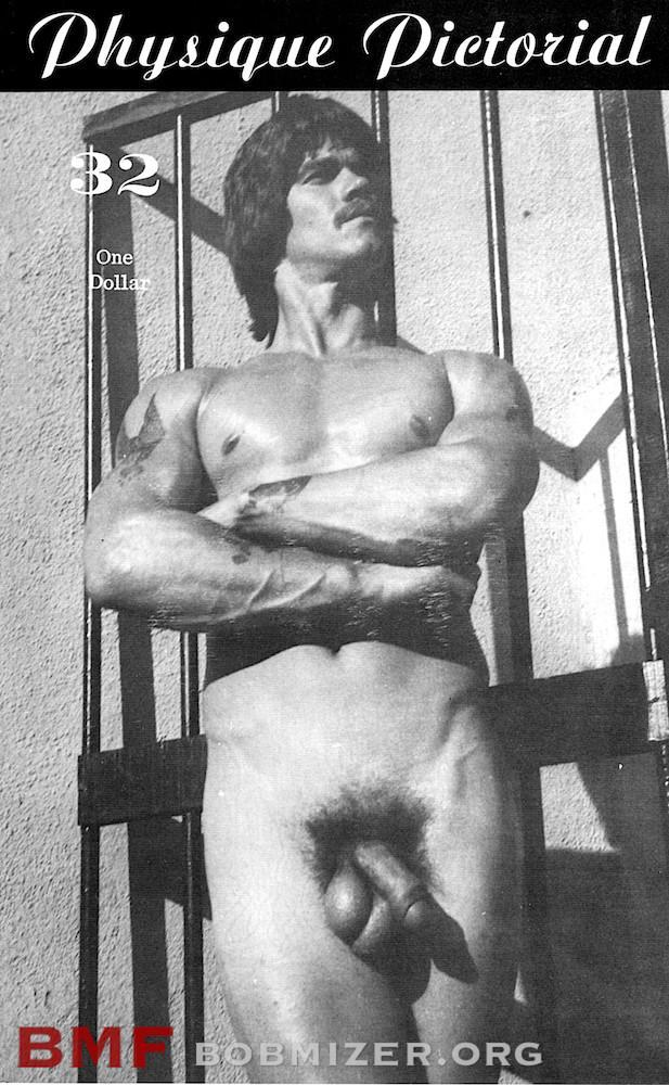Vintage Physique Pictorial - Volume 32 Issue 1