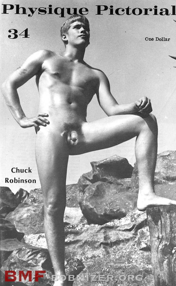 Vintage Physique Pictorial - Volume 34 Issue 1