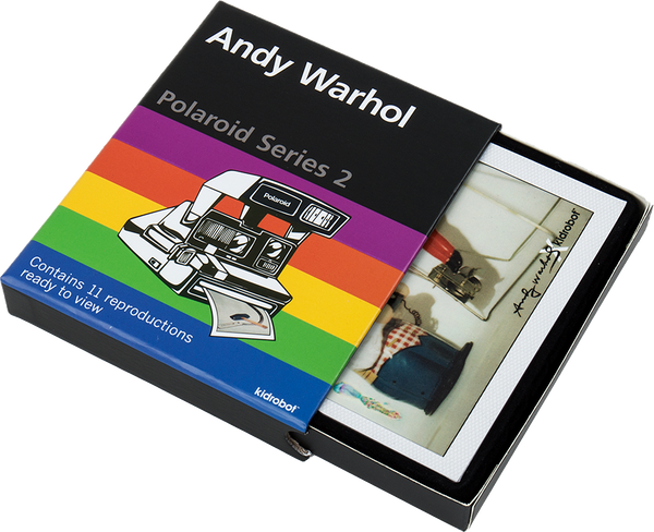 Andy Warhol Polaroid Series Vol. 2 by Kidrobot