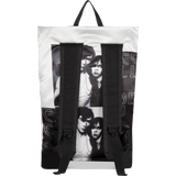 Silver Poster Pocket Backpack by Raf Simons x Eastpak