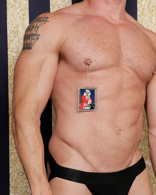 Tom of Finland Holiday 2019 Ornament