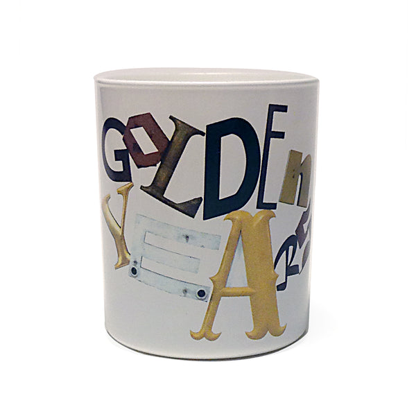 "JACK PIERSON ""GOLDEN YEARS"" CANDLE"