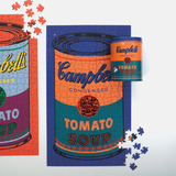 Andy Warhol Soup Can Orange 300 Piece Puzzle
