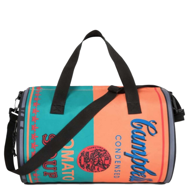 Eastpak X Andy Warhol Duffel Can Carrot