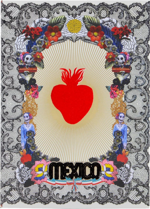 Christian Lacroix Mexico City Softcover Notebook