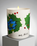 ANDY WARHOL CHRISTMAS PERFUMED CANDLE