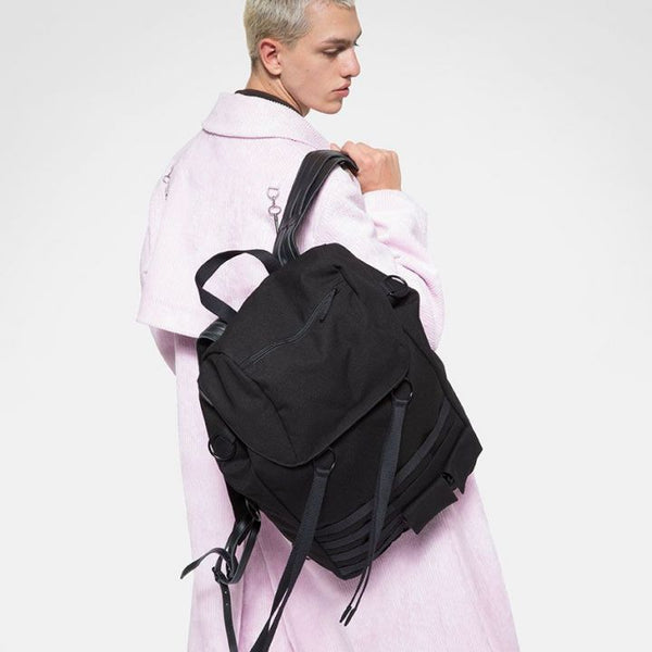 Raf Simons x Eastpak Topload L Loop Backpack Black A/W 19-20