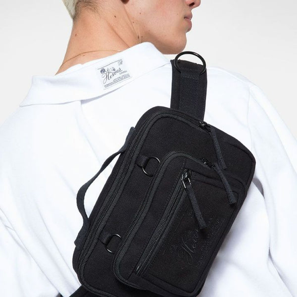Raf Simons x Eastpak Waistbag Loop Black A/W 19-20