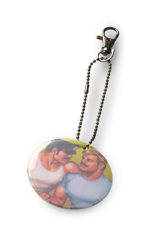 Tom of Finland Hook-up Reflector by Finlayson