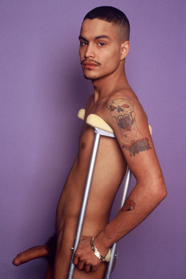BRUCE LABRUCE, Cobra on Crutches, 1998