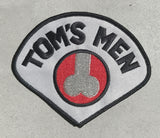TOM's Men Patch