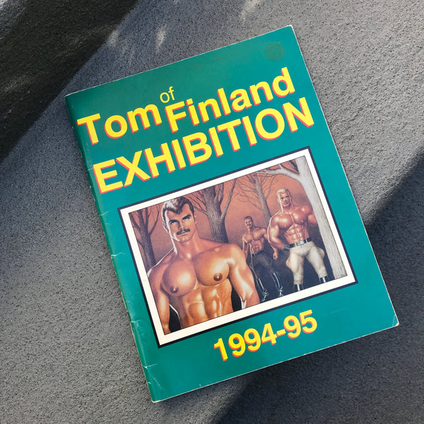 Tom of Finland Exhibition 1994-95