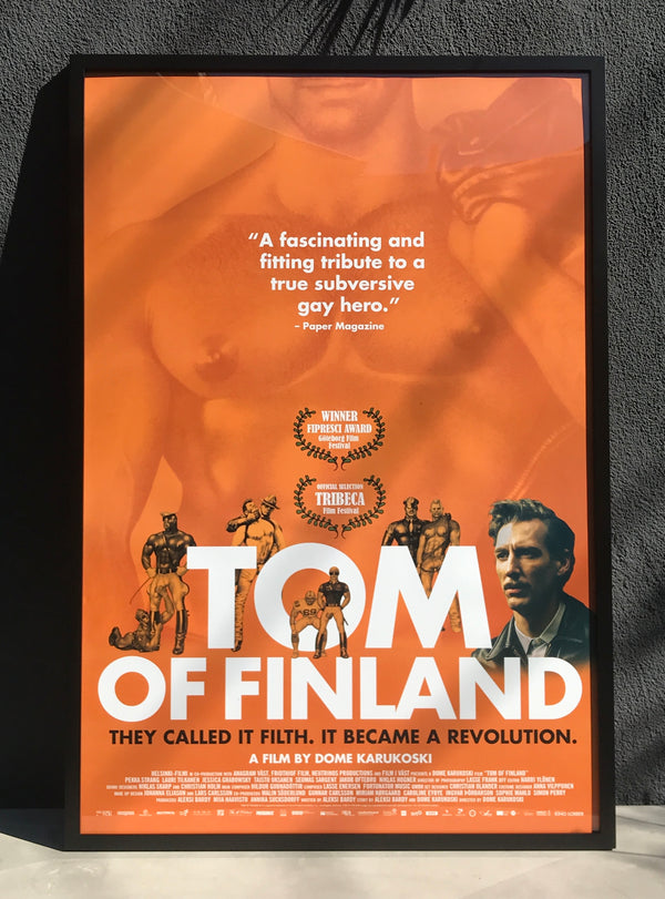 Tom of Finland Official US Movie Poster