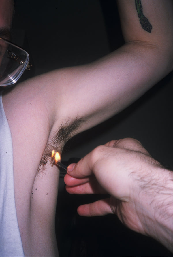 BRUCE LABRUCE Cure for Crabs, 2004
