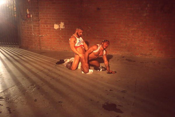 BRUCE LABRUCE, L.A. Zombie Production Still #1, 2010