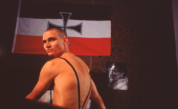 BRUCE LABRUCE, Neo-Nazi Skinhead - Skin Flick Production Still #1, 1998