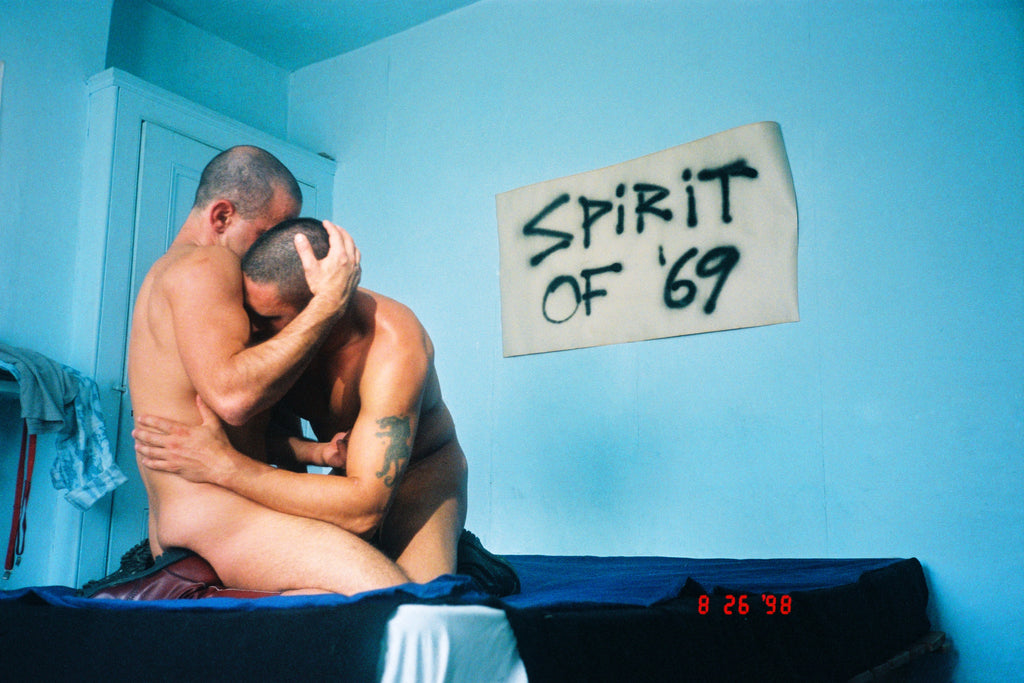 BRUCE LABRUCE, Spirit of '69, 1998