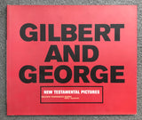 Gilbert & George: New Testamental Pictures