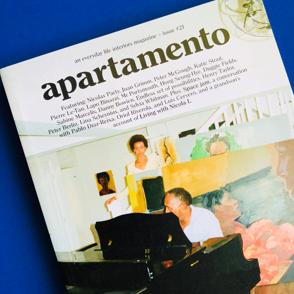Apartamento Issue #21
