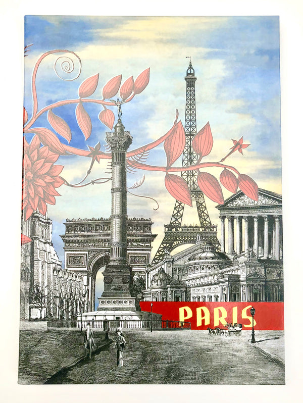 Christian Lacroix Paris Softcover Notebook