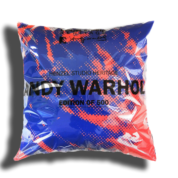 Andy Warhol Maquette Detail Pillow for Henzel Studio